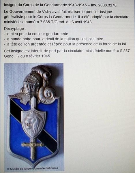 En l'honneur du Gendarme Paul Fergeault de Lezay (79120) 151229055837116015