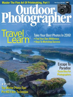 Outdoor Photographer - January/February 2016
