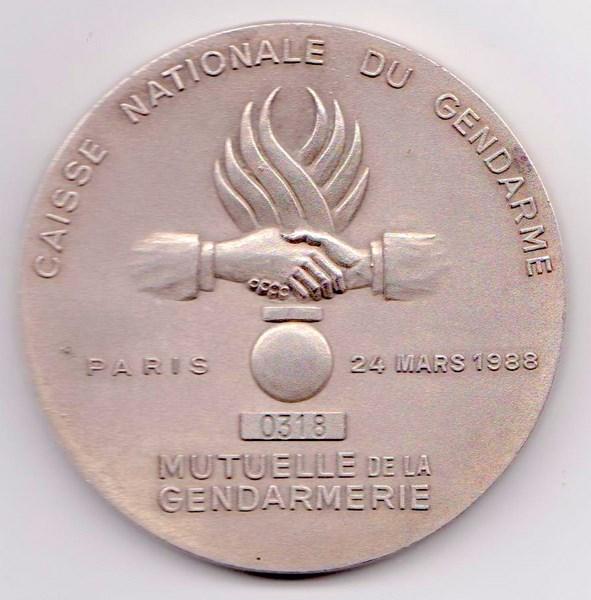 La C.N.G Caisse Nationale du Gendarme 151231114350604101