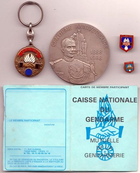 La C.N.G Caisse Nationale du Gendarme 151231114350942932