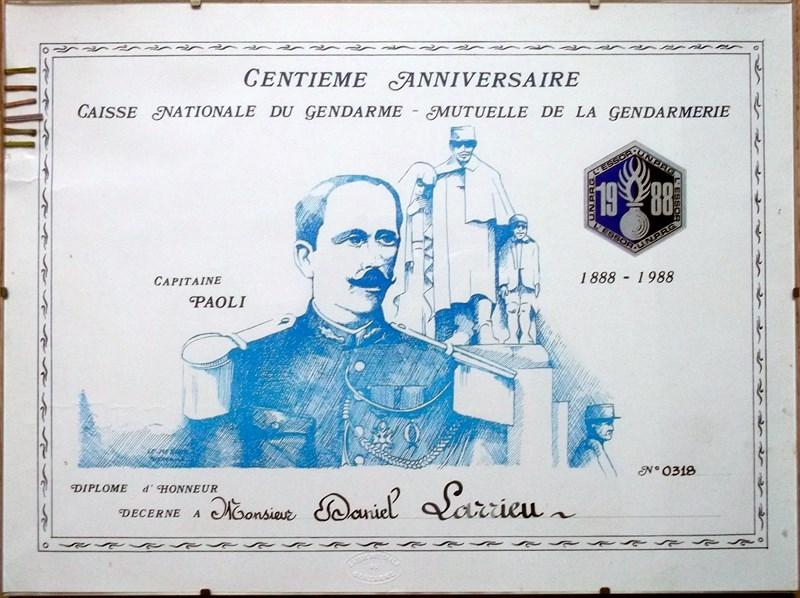 La C.N.G Caisse Nationale du Gendarme 151231114351921942