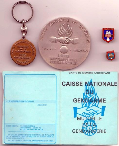 La C.N.G Caisse Nationale du Gendarme 151231114354600040
