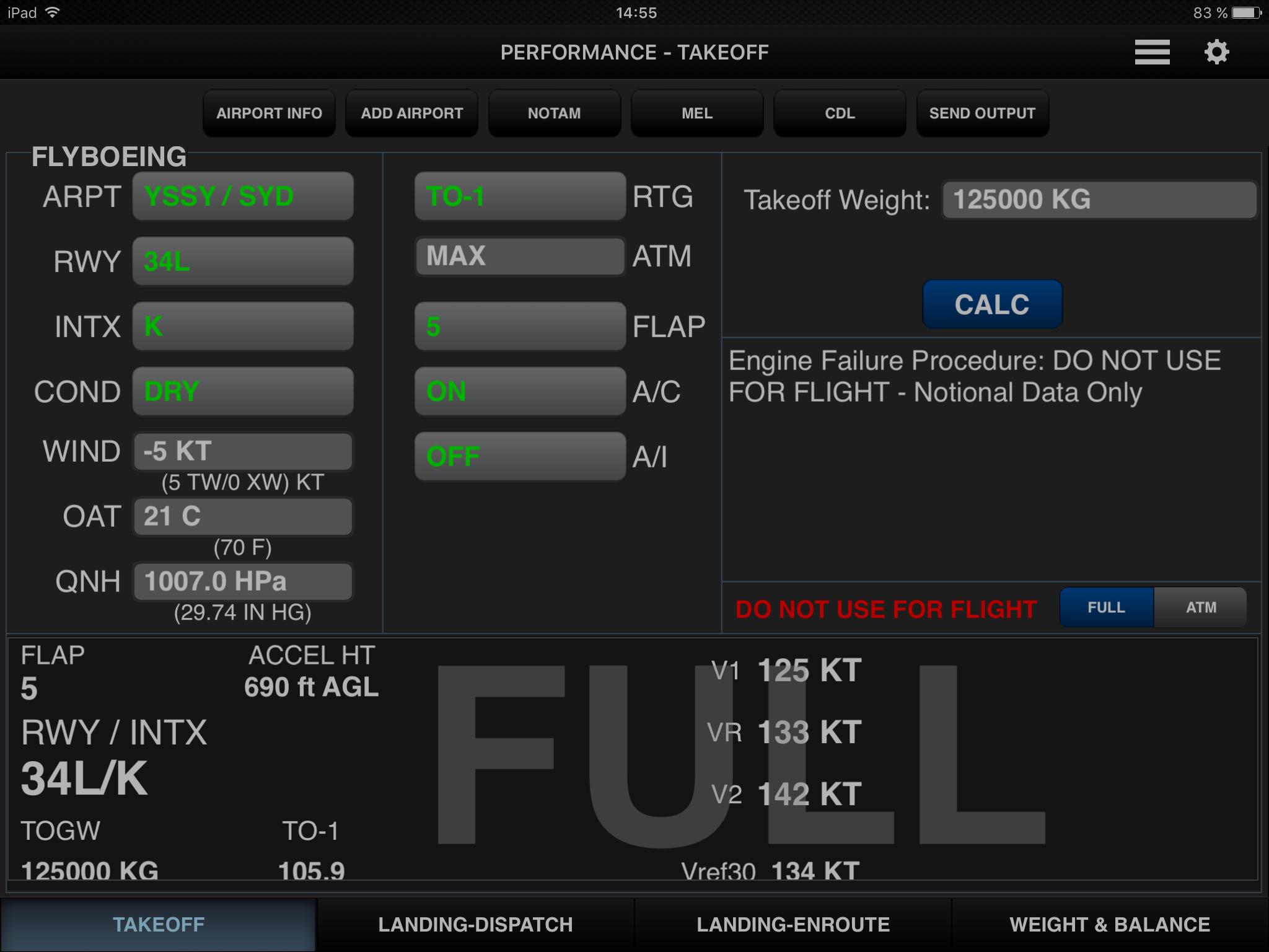 erreurs de saisie des paramètres décollage: conséquences 160101060808762793