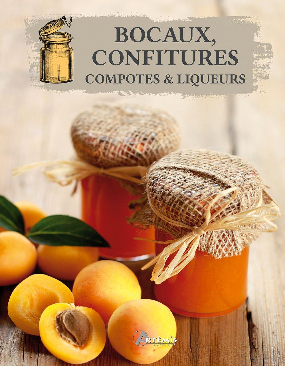 Bocaux- confitures- compotes & liqueurs