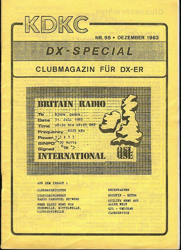 Les revues - Les clubs DX 16010409141572518