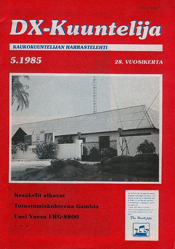 Les revues - Les clubs DX 160104092319923322