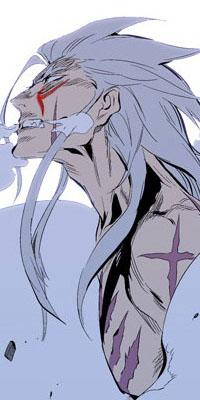 Gray Ashura
