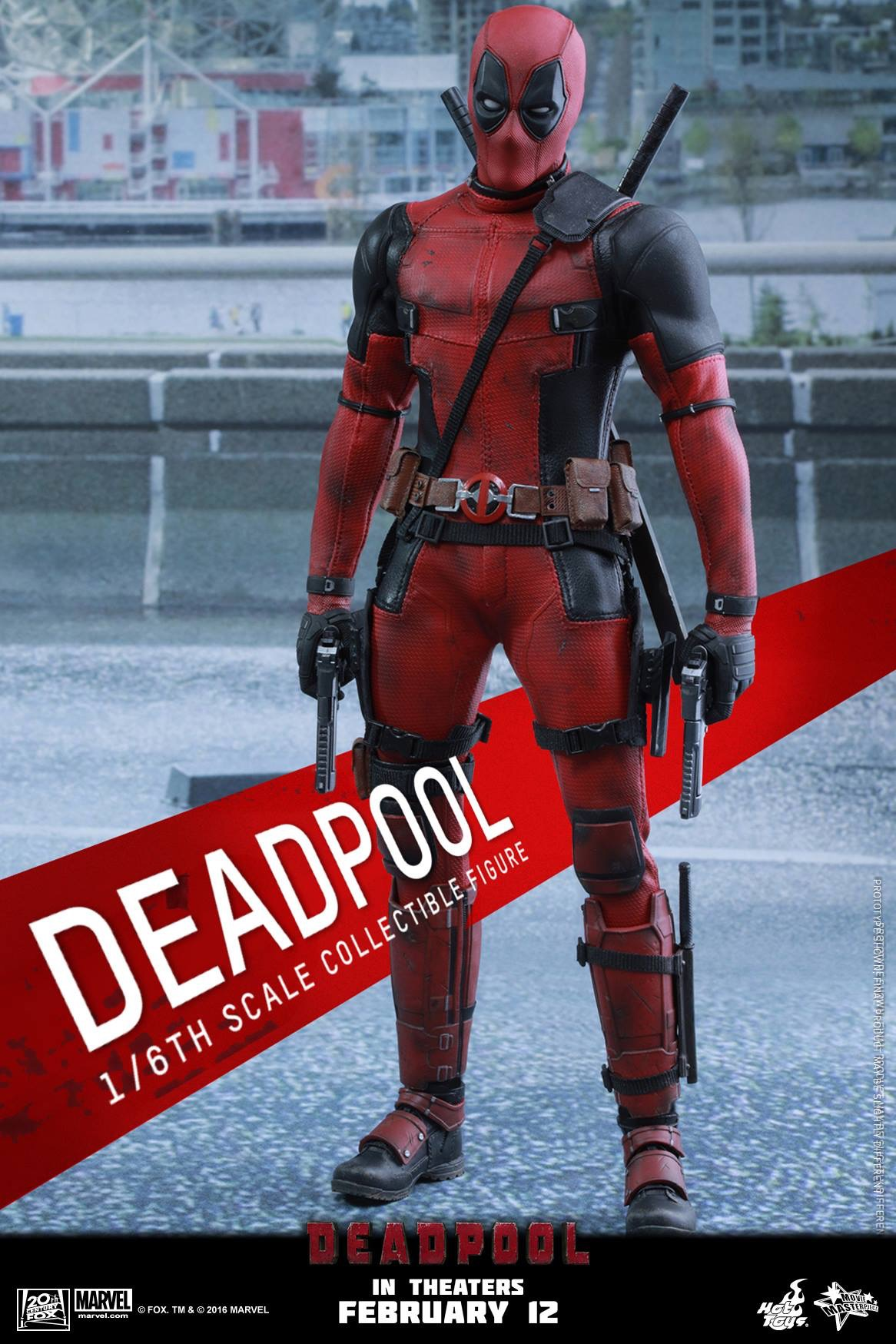DEADPOOL - DEADPOOL (MMS347) 16010412294691565