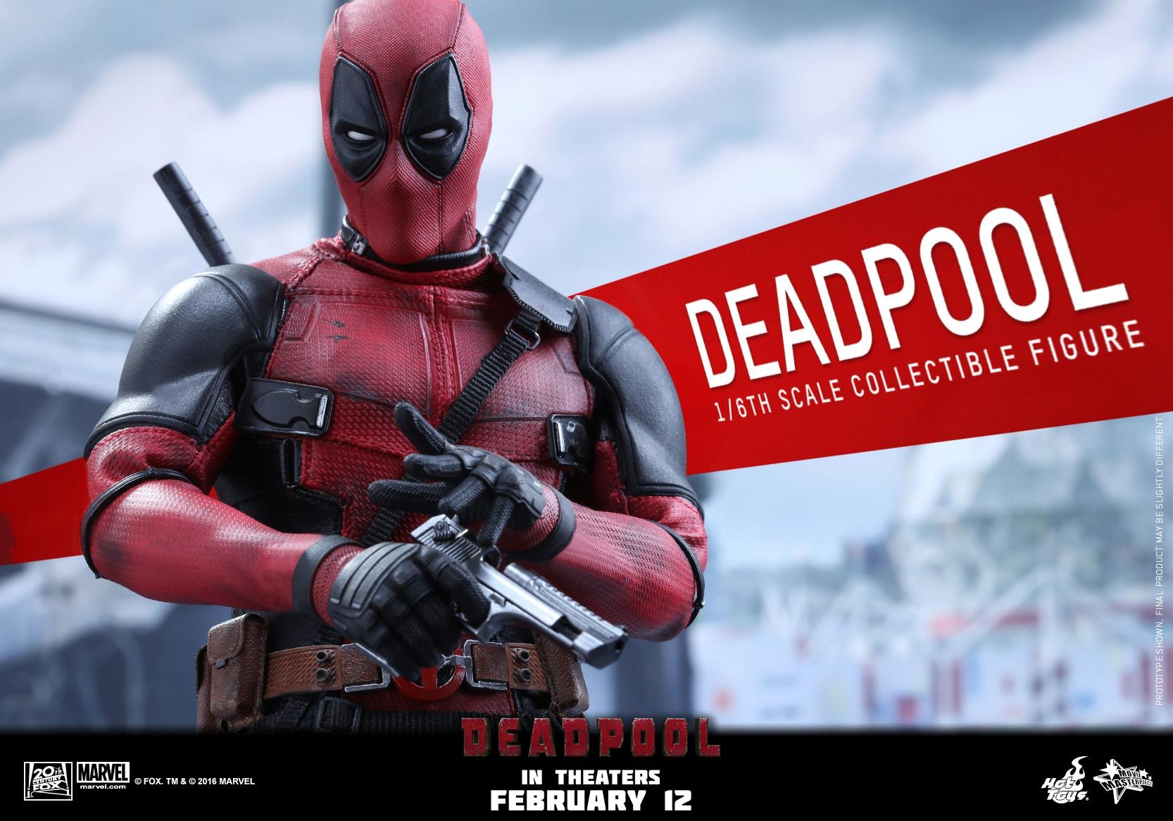 DEADPOOL - DEADPOOL (MMS347) 160104122947773290