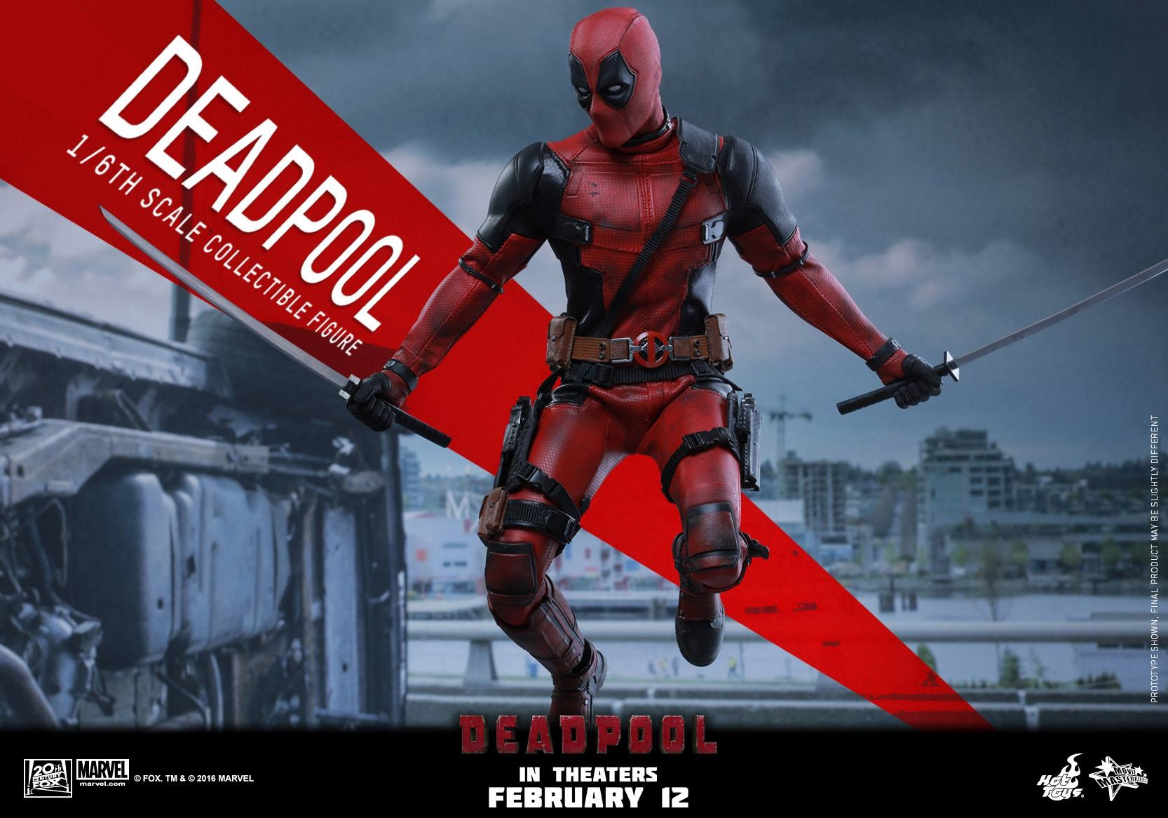 DEADPOOL - DEADPOOL (MMS347) 16010412294868825