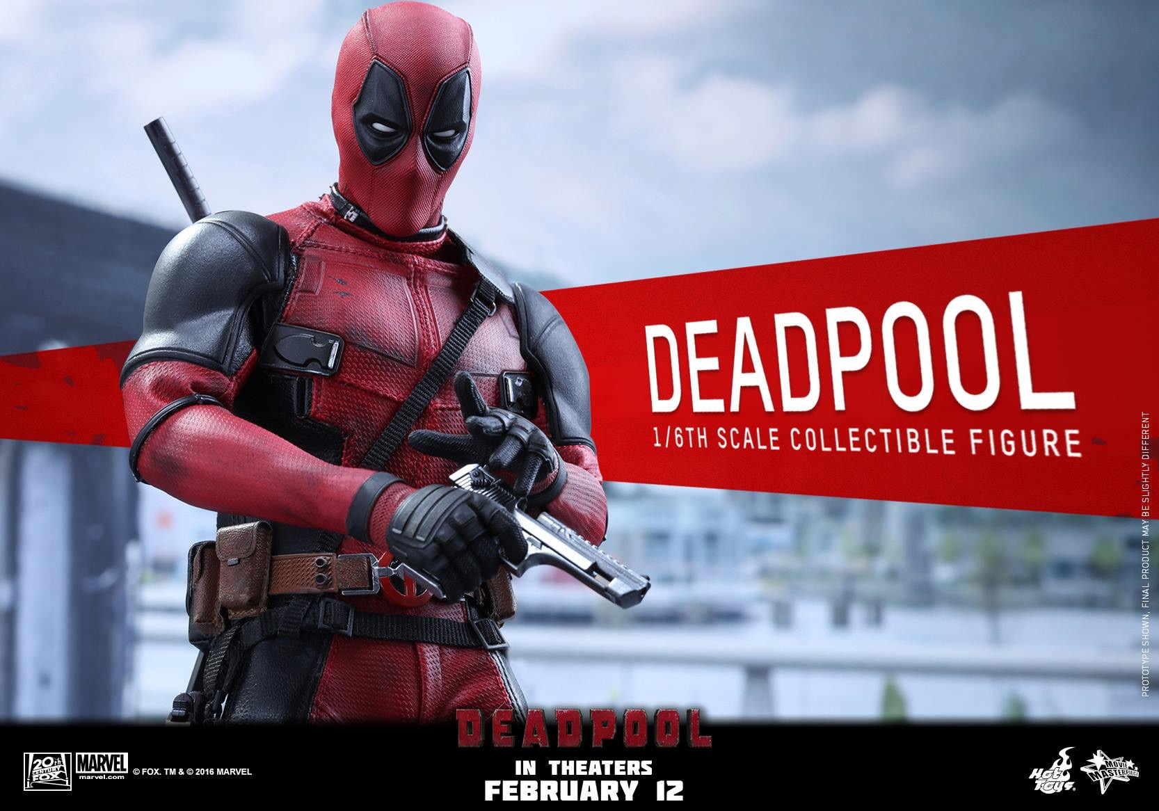 DEADPOOL - DEADPOOL (MMS347) 160104122950593109