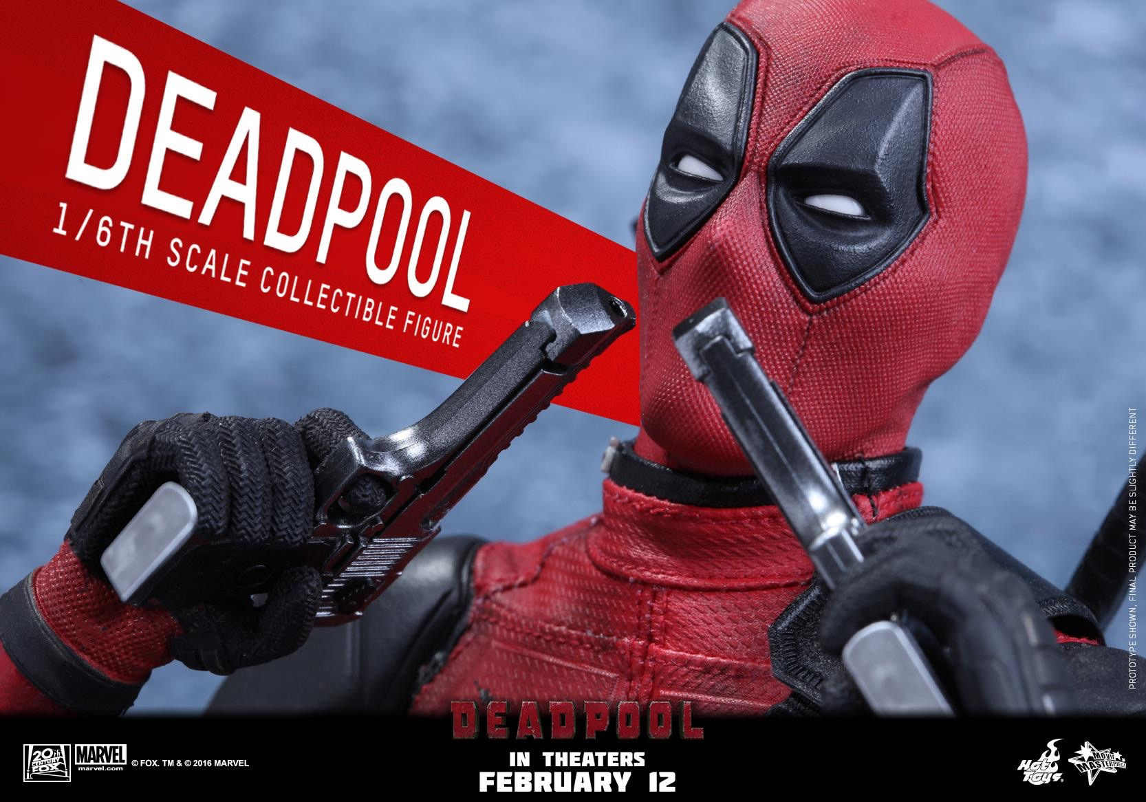 DEADPOOL - DEADPOOL (MMS347) 16010412295318401