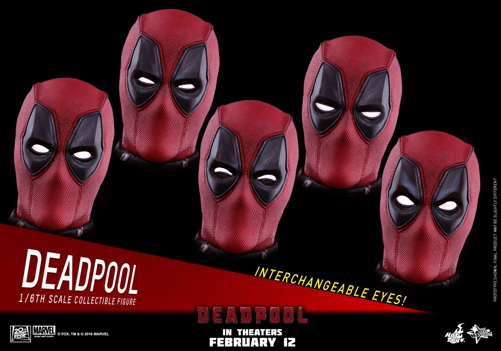 DEADPOOL - DEADPOOL (MMS347) 160104122953628311