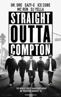 Straight Outta Compton (2015) poster image
