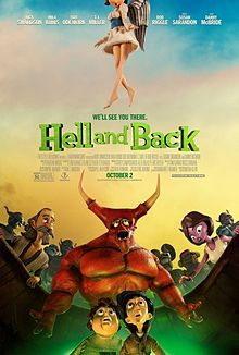 Hell and Back (2015) poster image