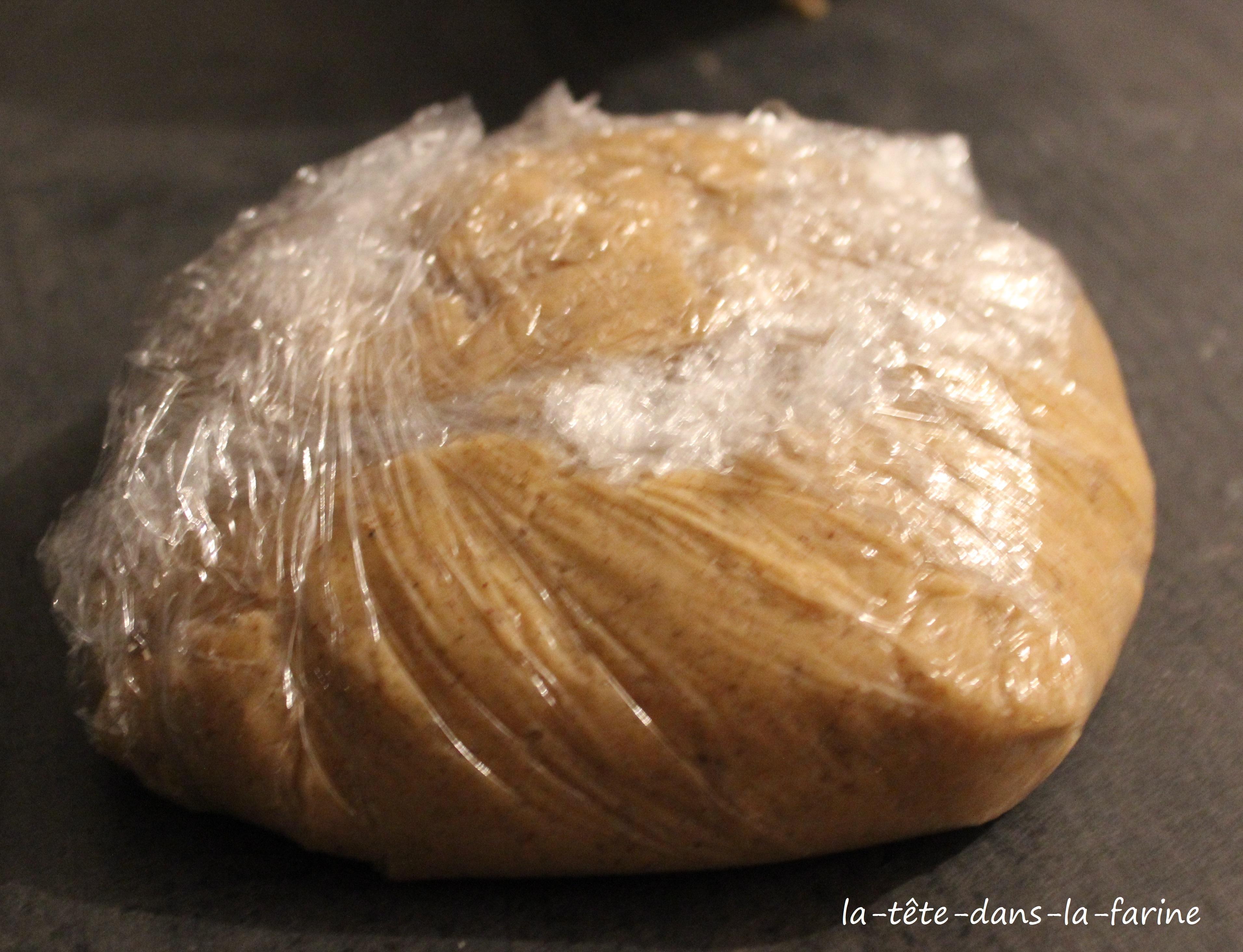 Bredele façon pain d'épices