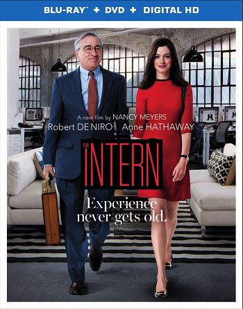 The Intern (2015) poster image