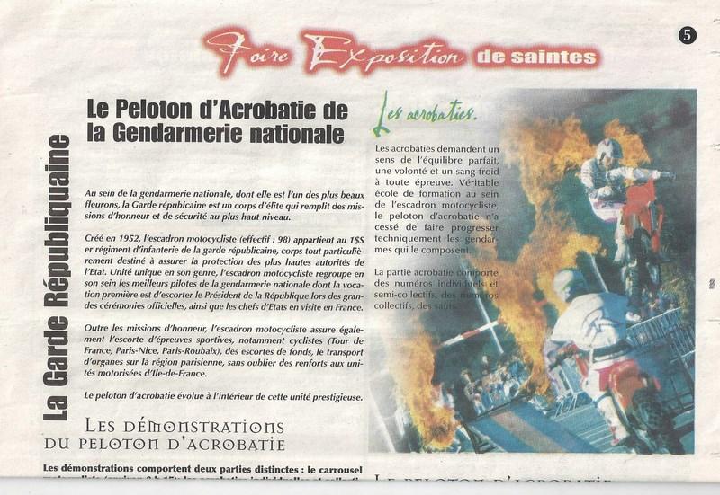 Création  des Premières acrobaties Motos en 1952 160107084811348466