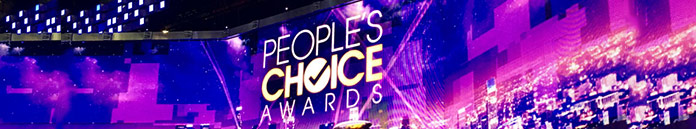Poster for Annual Peoples Choice Awards