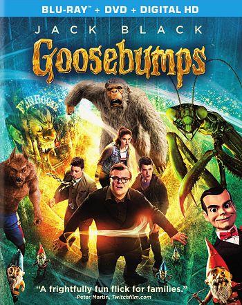 Goosebumps (2015) poster image