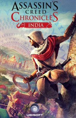 Poster for ssassins Creed Chronicles India