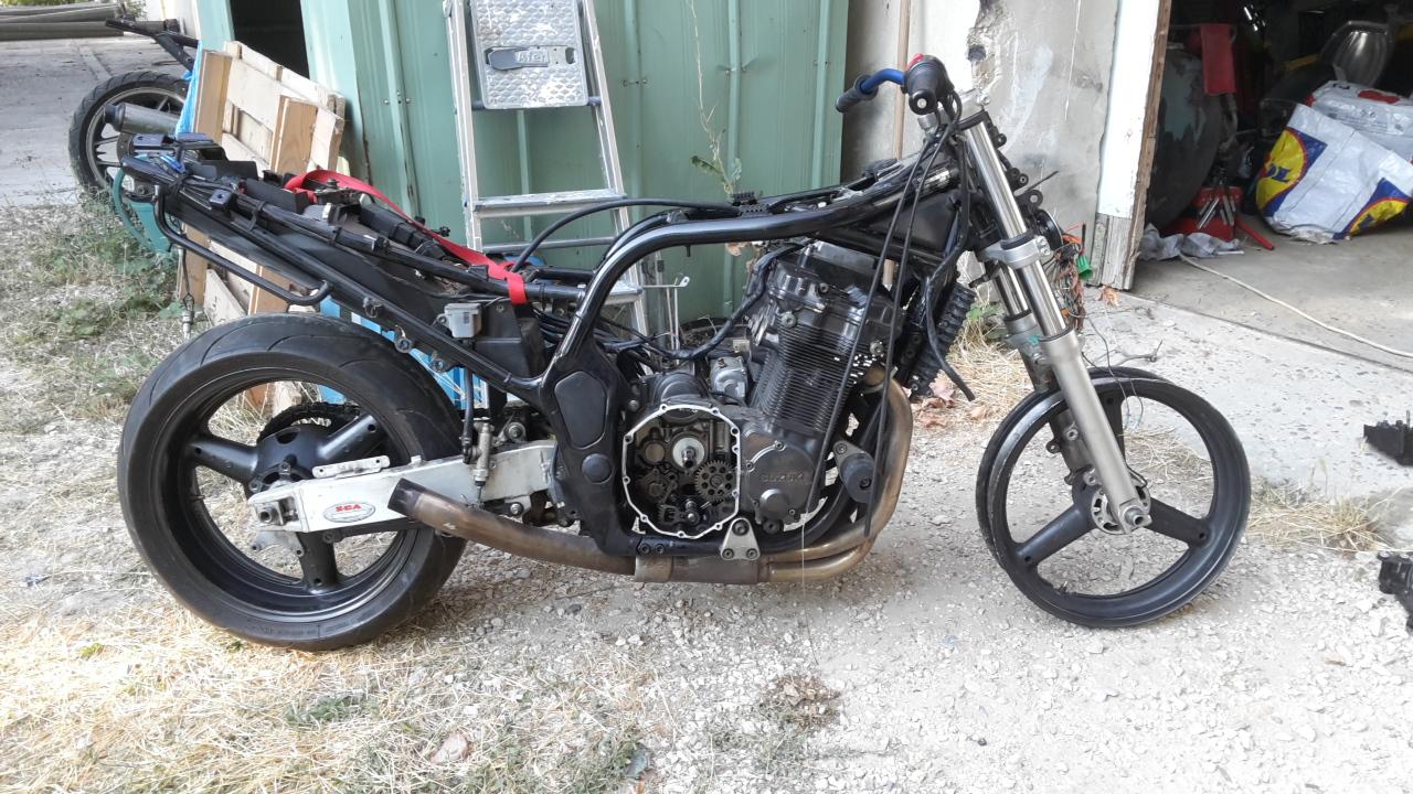 Suzuki 1200 Bandit - Page 2 160114110102815146