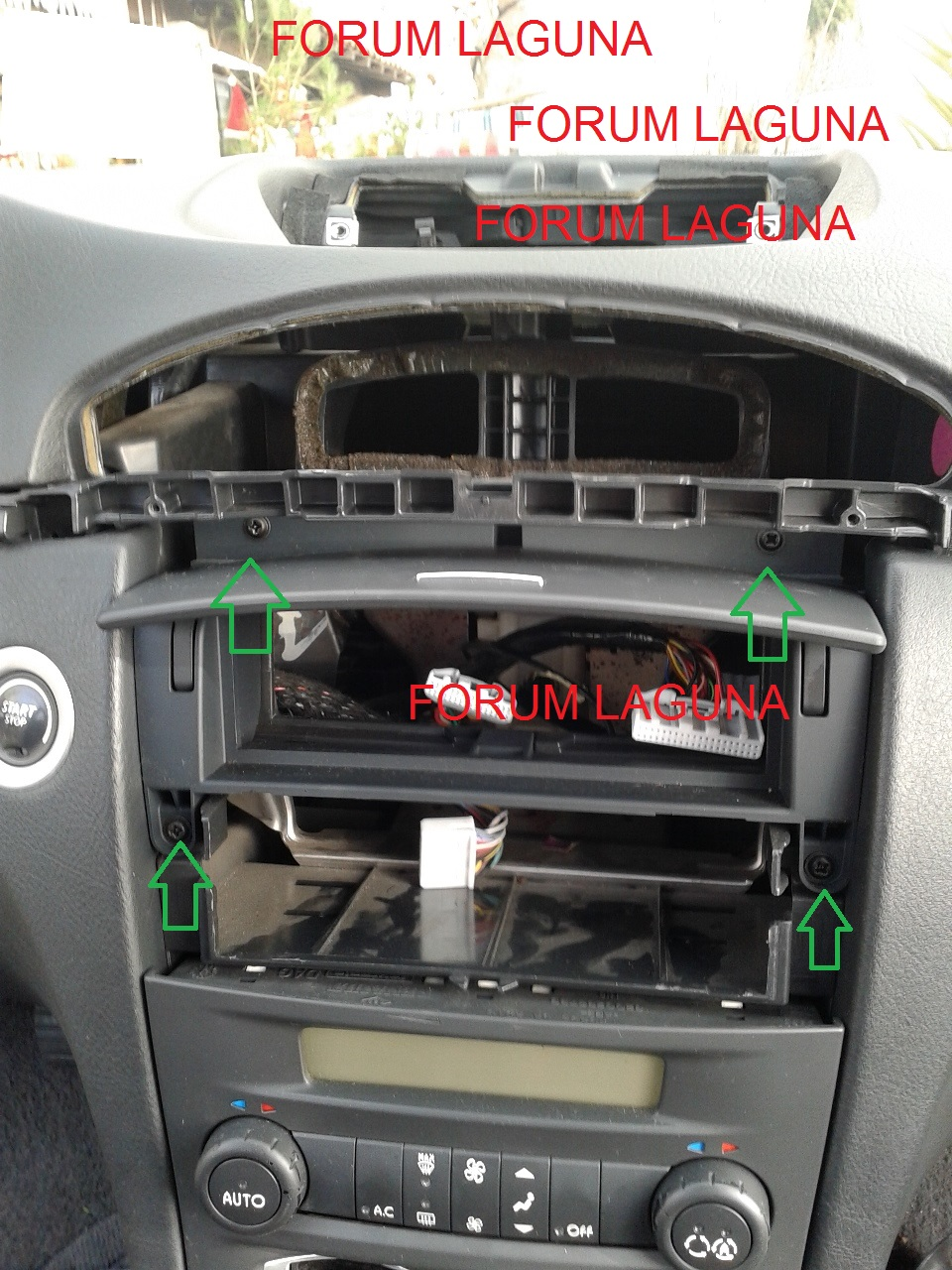 forum renault laguna tuto remplacement gps cnc par gps. Black Bedroom Furniture Sets. Home Design Ideas