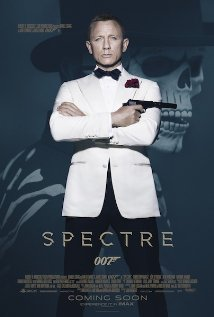 Spectre (2015) poster image
