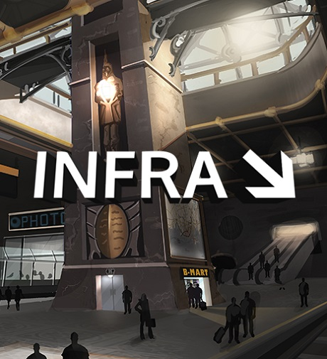 Poster for INFRA: Part 1