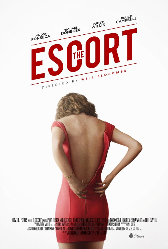 The Escort (2015) poster image
