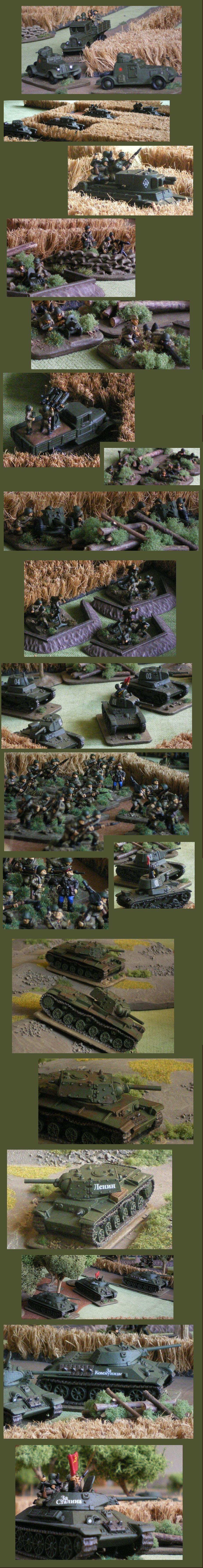 La Grande Guerre Patriotique, Acte I: le choc! (15mm) 160120010357454174