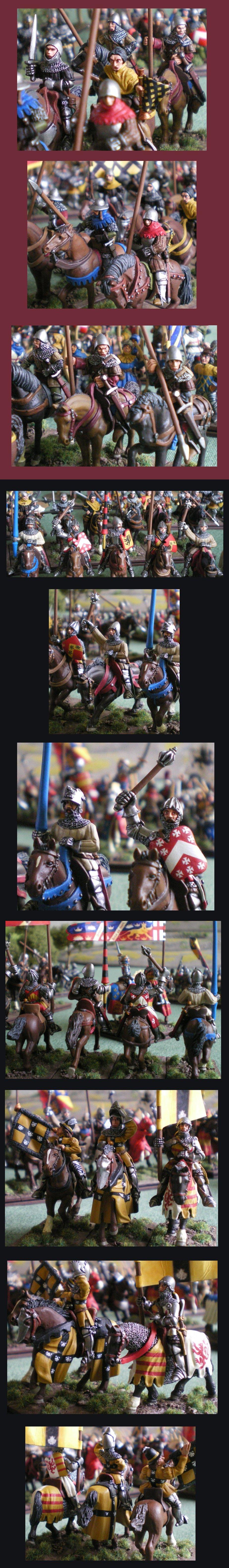 Anglais Guerre de Cent Ans (28mm) 160120015306376295