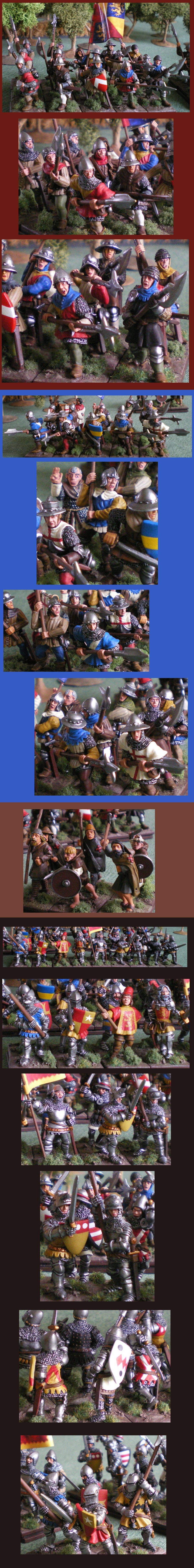 Anglais Guerre de Cent Ans (28mm) 160120015319490197