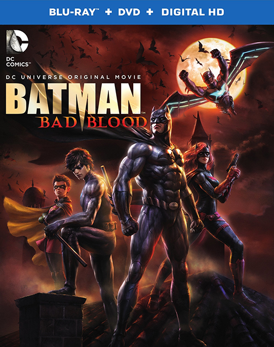 Batman: Bad Blood poster image