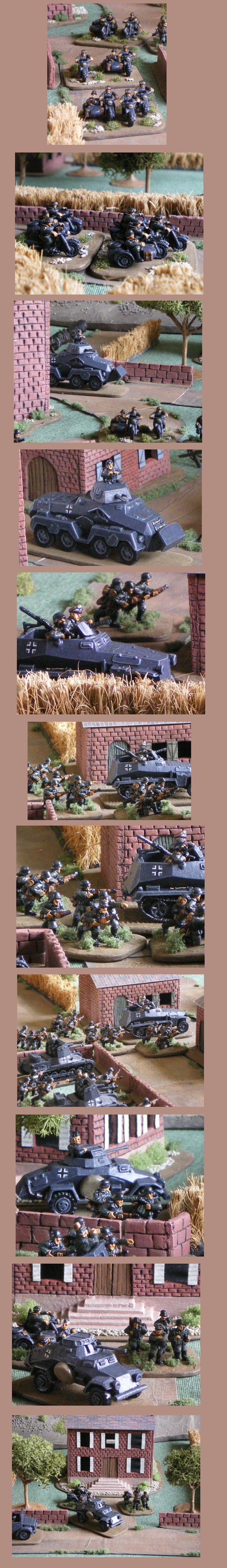 Allemands 1940 (15mm) 160120125048101487