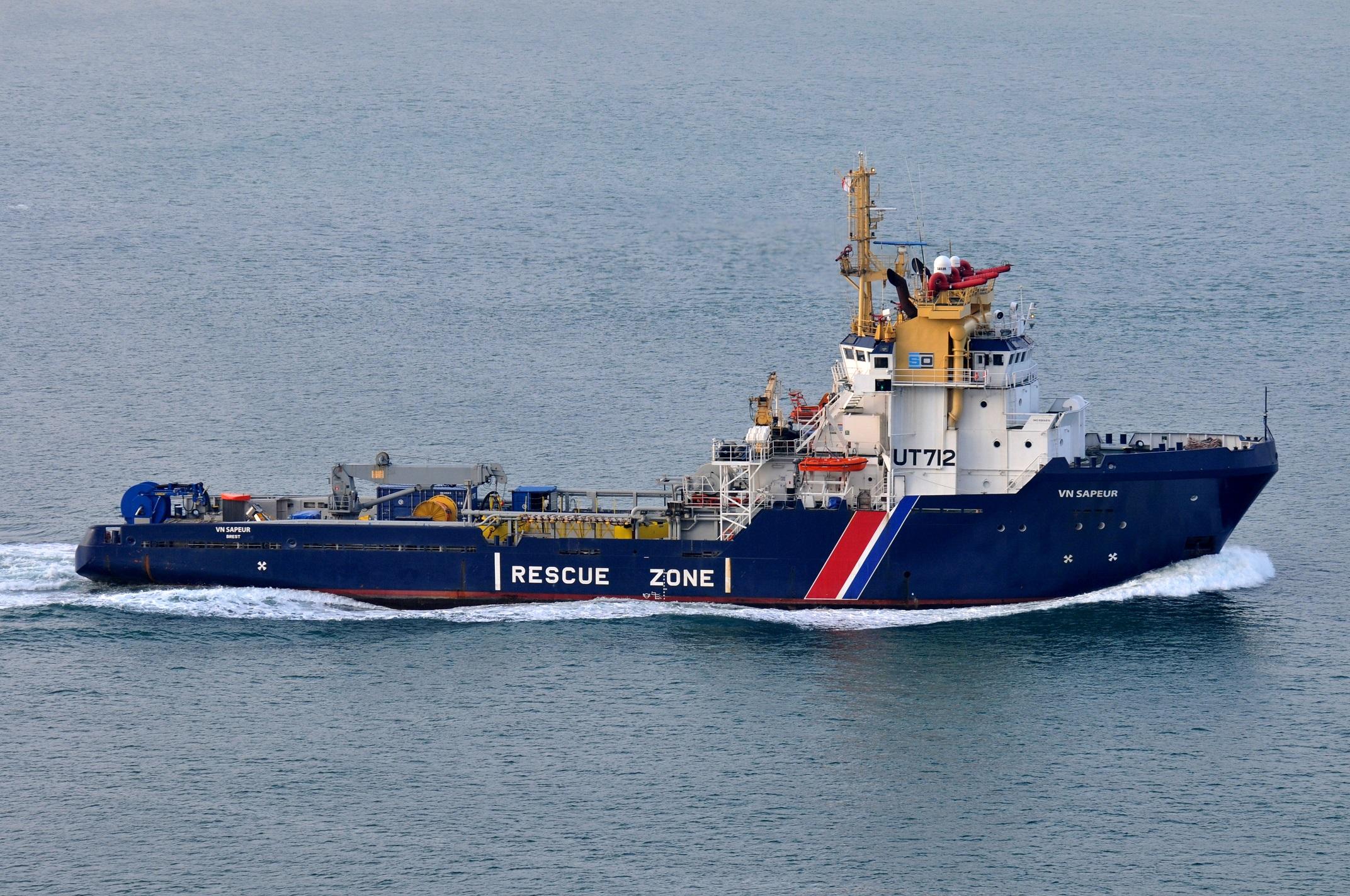 Passage dans le goulet de Brest  160121061159288450