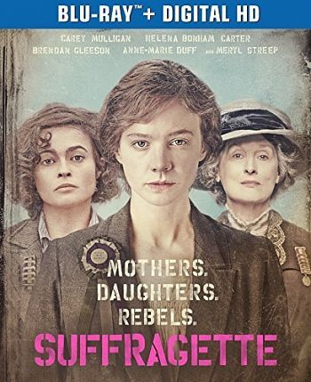 Suffragette poster image