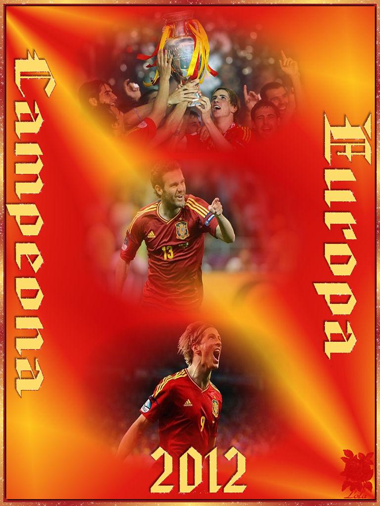 Felicidades España!!