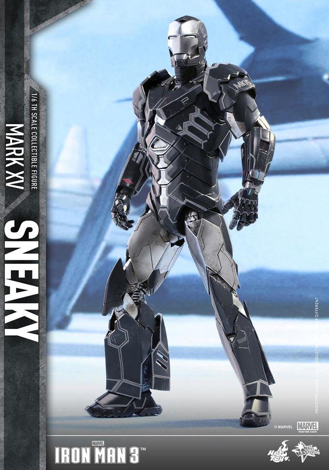 "IRON MAN 3 - MARK XV ""SNEAKY"" (MMS348) 160122024208909488"