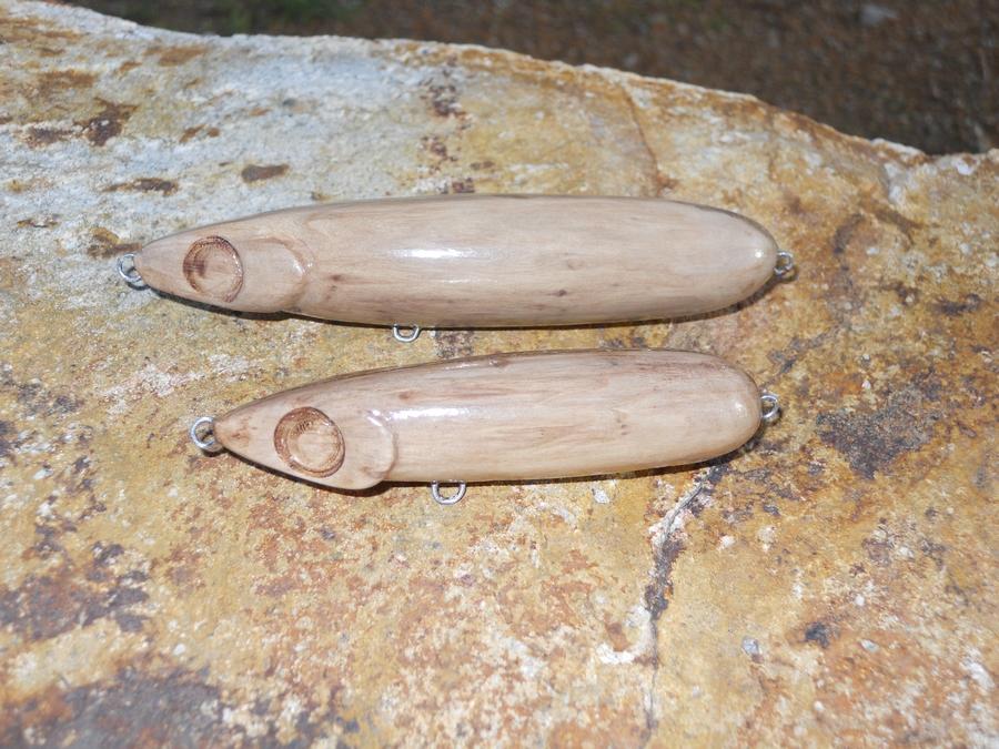 Fabriquer ses propres leurres en bois 160122062653734045