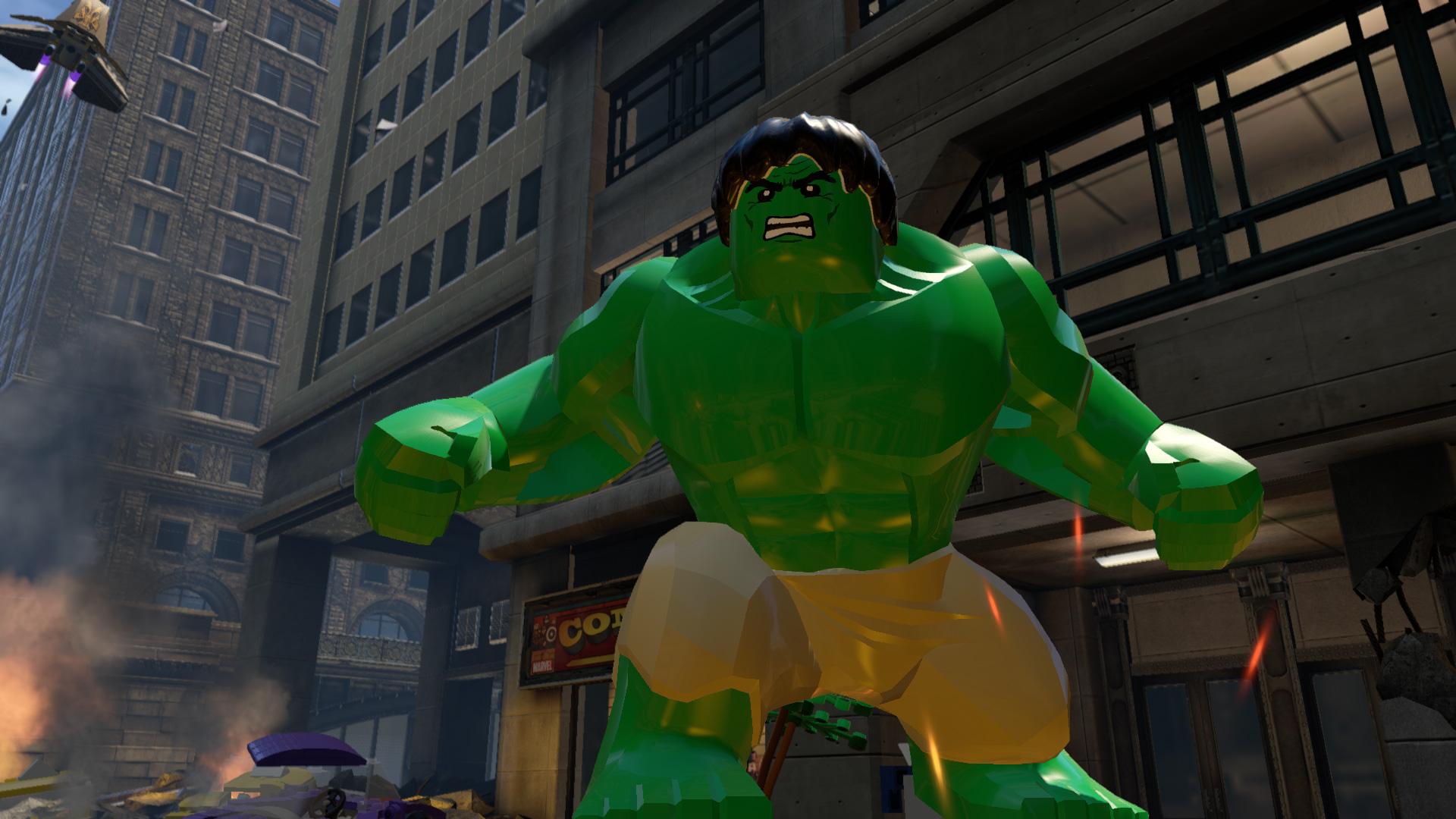 LEGO Marvel's Avengers image 3