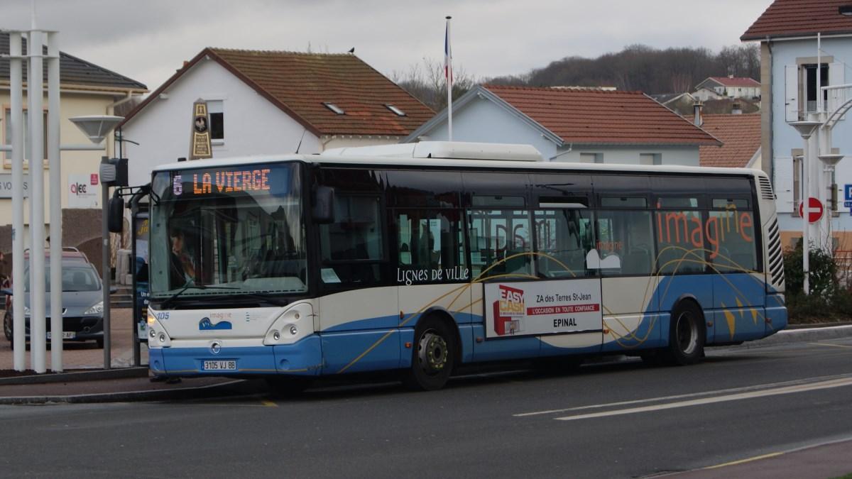 Irisbus Citélis S n° 105 - Page 5 160123052039208056
