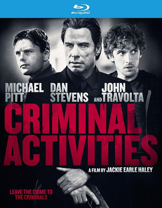 Criminal Activities poster image