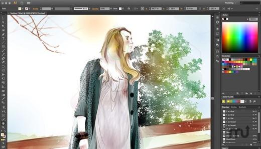 Adobe Illustrator CC 2015 v19.2.1 Multilingual MacOSX-P2P