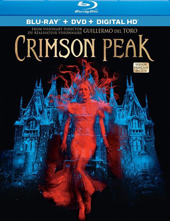 Crimson Peak (2015) poster image