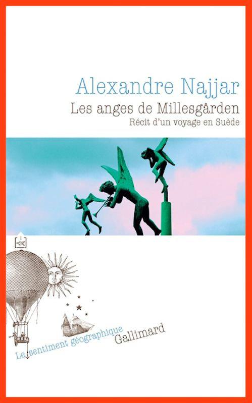 télécharger Alexandre Najjar - Les anges de Millesgarden