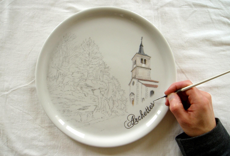 La décoration sur céramique : introduction et définition   ART