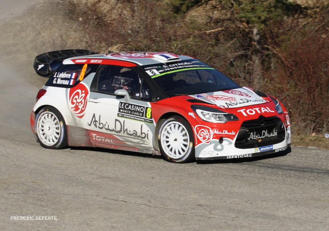 Rallye monté Carlo 2016 160131035340174658