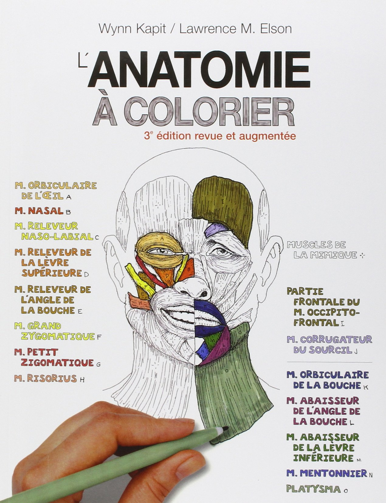 télécharger L' Anatomie à Colorier 3° Edition