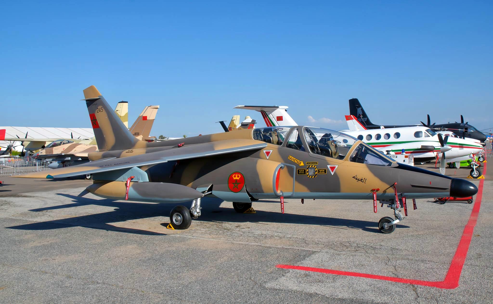 القوات الجوية الملكية المغربية - متجدد - - صفحة 2 160201063207437959